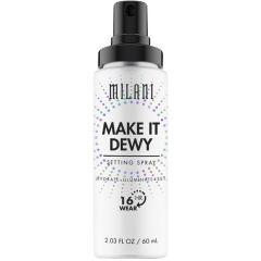 milani make it dewy 3-in-1 setting spray 60ml