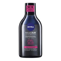 nivea micellAIR professional eye makeup remover 125ml