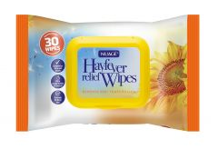 Nuage Hay Fever Relief Allergy Wipes 30pk