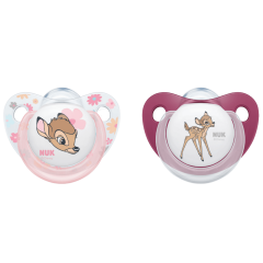 NUK Bambi Soother 0-6months