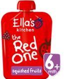 Ella's Kitchen Range The Red One 90g