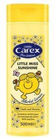 Carex Bath & Shower Miss Sunshine 500ML
