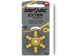 rayovac hearing aid battery 10