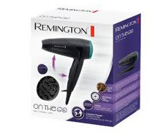 remington travel hairdryer