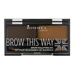 Rimmel London Brow This Way Eyebrow Kit 3.3g