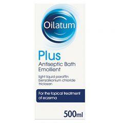oilatum plus emollient 500g