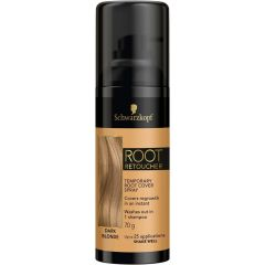 schwarzkopf root retouch spray dark blonde 120ml