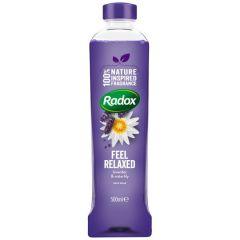 radox bath relax 500ml