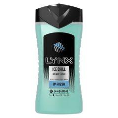 Lynx Ice Chill Shower Gel 250ml