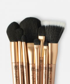 sosu luxury brush collection 8 piece set