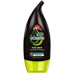 vosene for men anti-dandruff shampoo 250ml