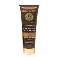 bellamianta flawless filter body make up medium/dark 100ml