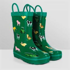 Tractor Ted Welly Boots, Baby Animals