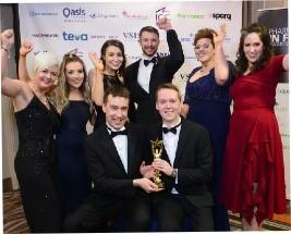 McKeevers Chemists, Fivemiletown win Community Pharmacy of the Year 2020